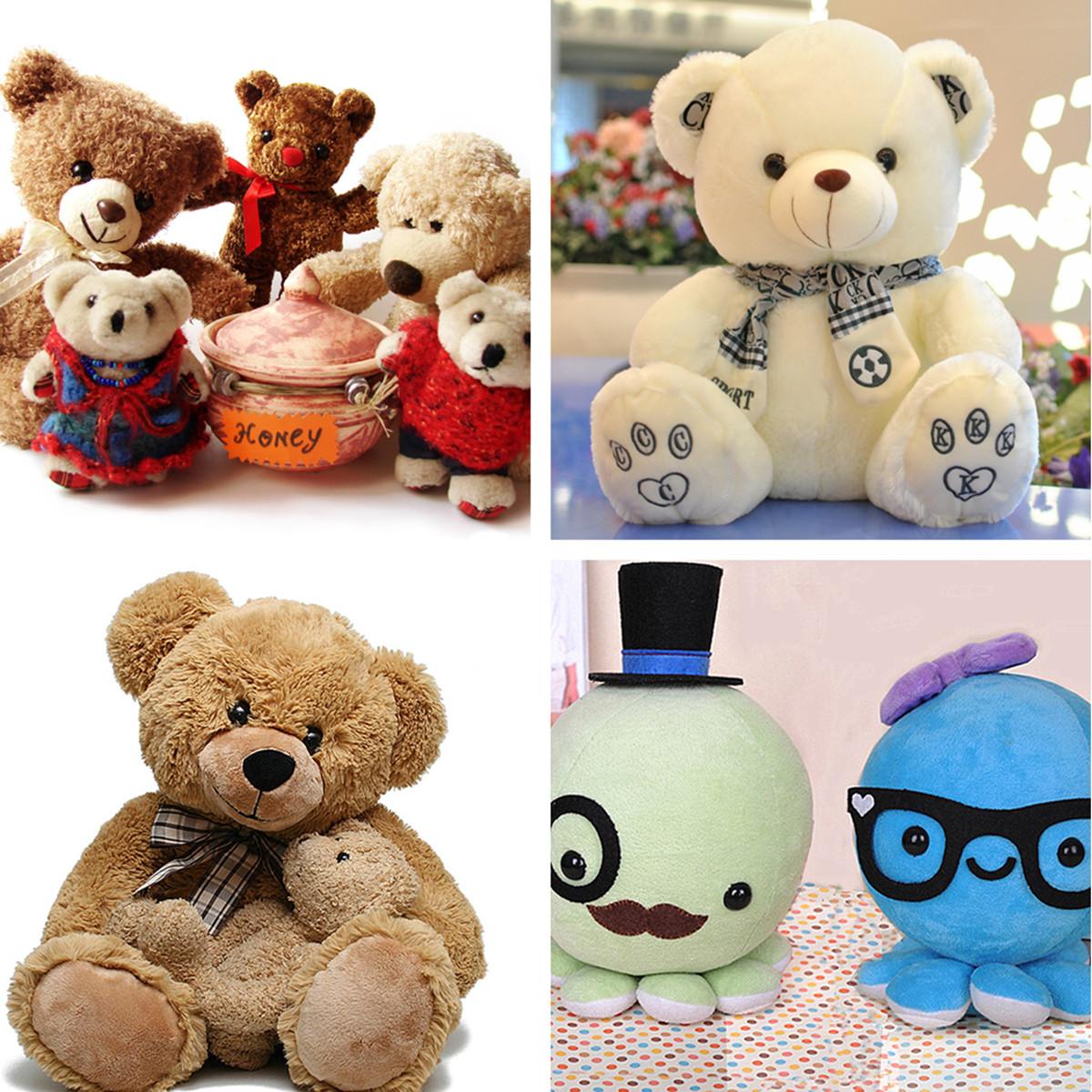 100x 12mm Plastic Safety Eyes For Soft Toys Teddy Bear Doll Making DIY Black