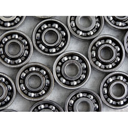 Canvas Print Leisure Ball Bearings Roller Skating Role Wheel Stretched Canvas 10 x 14