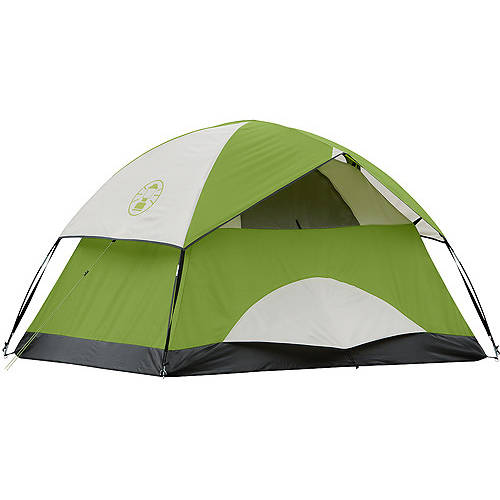 Coleman Sundome 2-Person Dome Tent, Green by COLEMAN