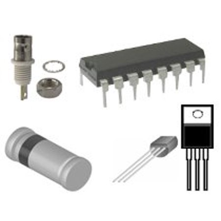 NTE74C175 IC-CMOS QUAD D FLIP-FLOP - NTE74C175