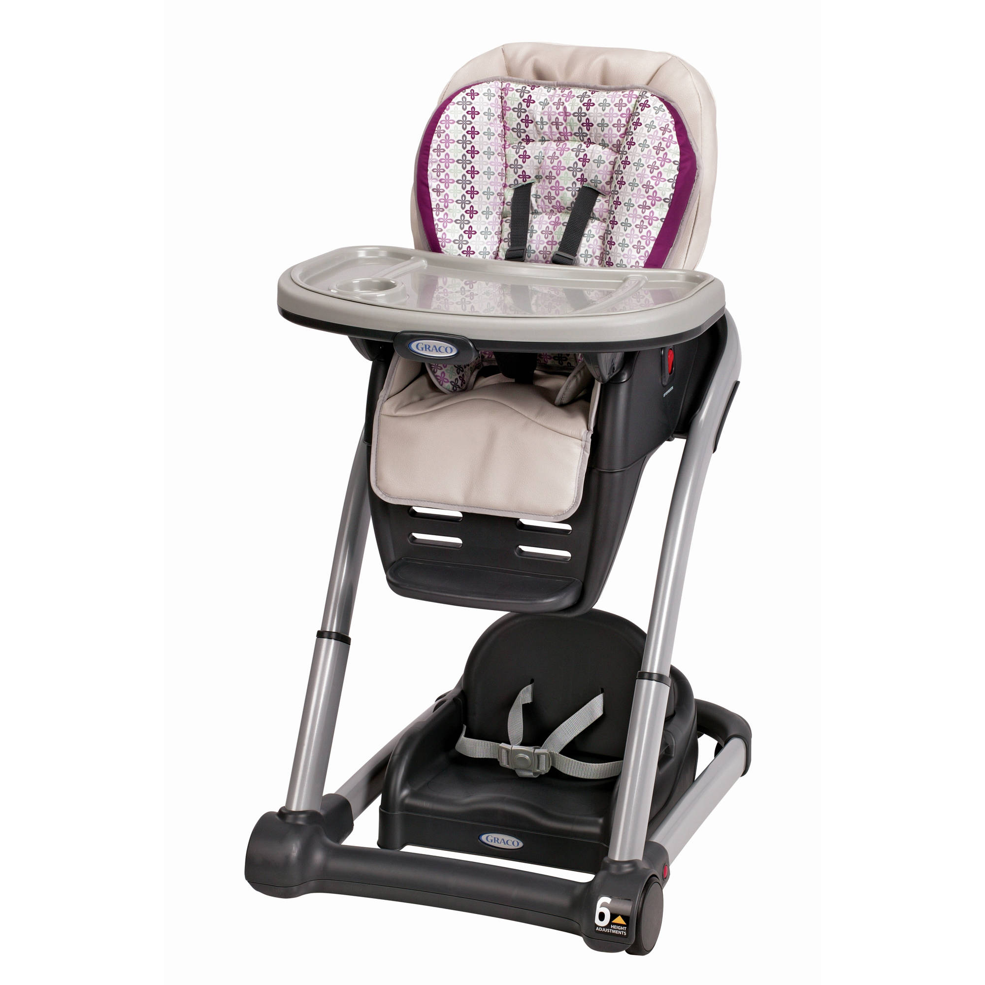 Graco Blossom 4-in-1 High Chair, Nyssa