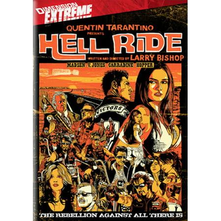 Hell Ride (DVD) - Halloween Hellride