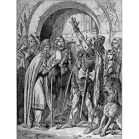 James Tissot Victorian Book Illustration LAMINATED POSTERPrint 24 x 36 (Victorian Illustration)