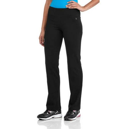 d799dc3c216 Danskin Now - Women s Plus-Size Dri-More Straight Leg Pants ...