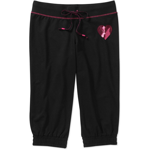 Hard Candy Juniors Cropped Sweatpants
