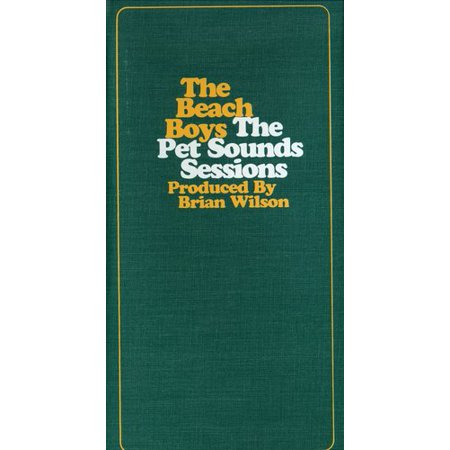 Pet Sounds Sessions (box Set) - Sessions Cd