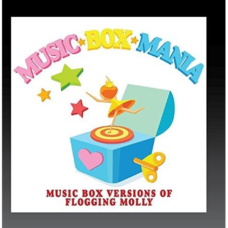 Music Box Versions of Flogging Molly (CD)
