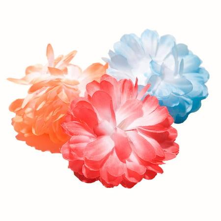 Flower hair clips walmart flower hair clips mightylinksfo Choice Image