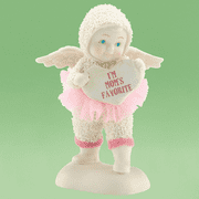 Department 56 Snowbabies I'm Mom's Angel