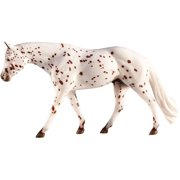 "Breyer Traditional Lil Ricky Rocker Horse Toy Model Multicolor, 5"""