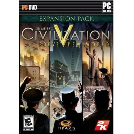 Image of CIVILIZATION V: BRAVE NEW WORLD PC STRATEGY