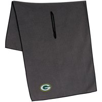 "Green Bay Packers 19"" x 41"" Gray Microfiber Towel - No Size"