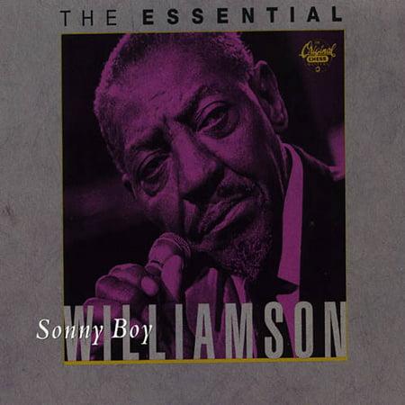The Essential Sonny Boy Williamson (2CD)