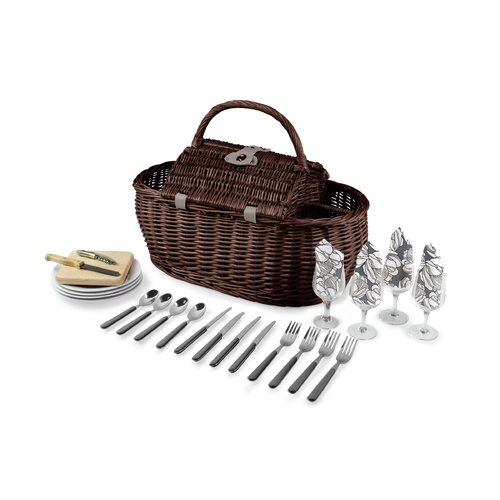 Picnic Time Gondola Picnic Basket by