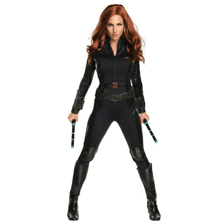 Marvel's Captain America: Civil War Black Widow Secret Wishes Adult Costume XS