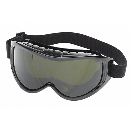 Anti-Fog Indirect Protective Cutting Goggles, Shade 5.0 Lens