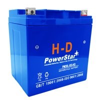 PowerStar-MORE LEAD YTX30L-BS Battery for POLARIS 700 Ranger 4x4 2009 3 Year warranty