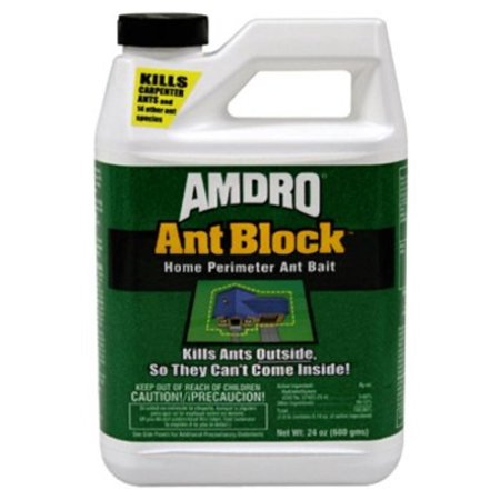 Amdro Ant Block - Amdro 24OZ Ant Block, Lilly Miller Brands #8150120 24OZ Ant Block By Lilly Miller