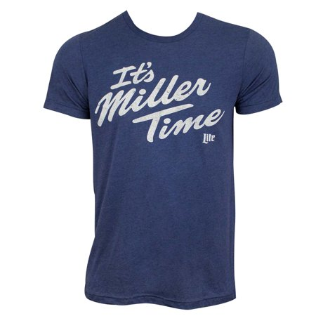 Miller Lite It's Miller Time Tee Shirt