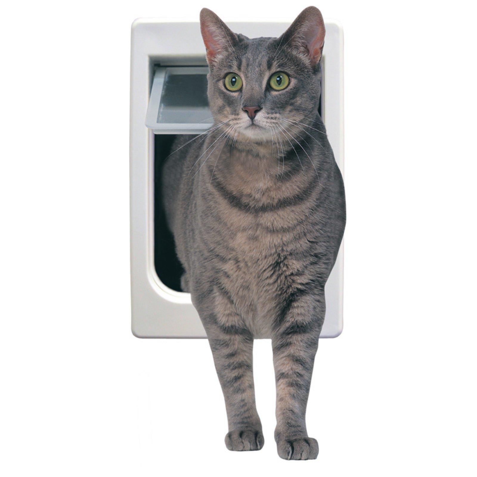 Ideal TubbyKat Storm Door Cat Door