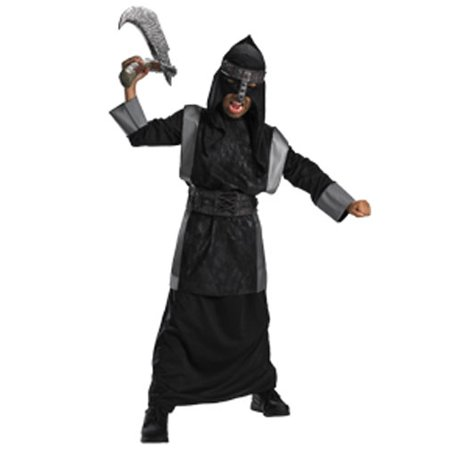 Medieval Executioner Child Halloween Costume Small 4-6 for $<!---->