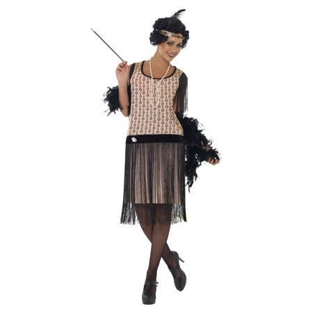 Women's 1920s Coco Flapper Costume - 1920s Couple