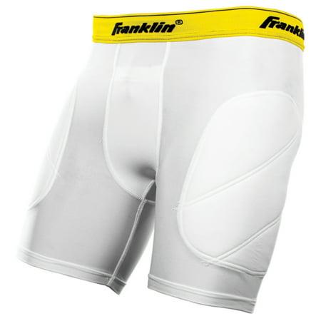 Franklin Sports Youth Baseball and Softball Sliding Shorts Softball Sliding Shorts