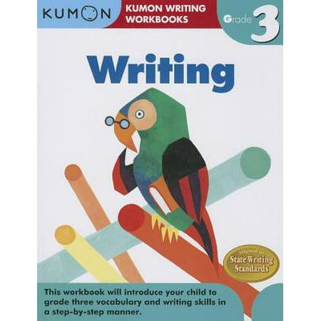 Writing, Grade 3