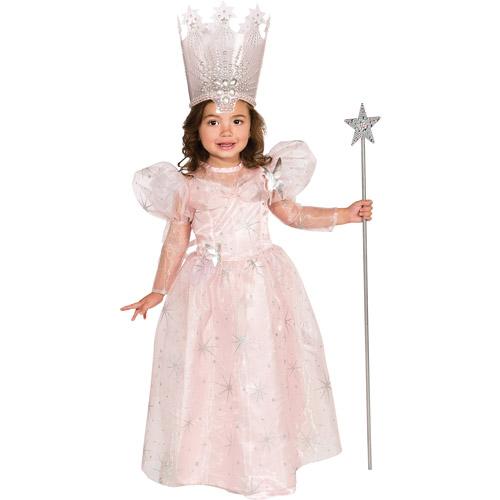 Rubies Wizard of Oz Glinda Toddler Halloween Costume