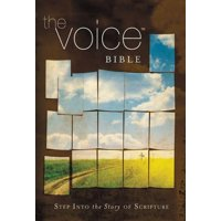 Voice Bible-VC: Step Into the Story of Scripture (Hardcover)