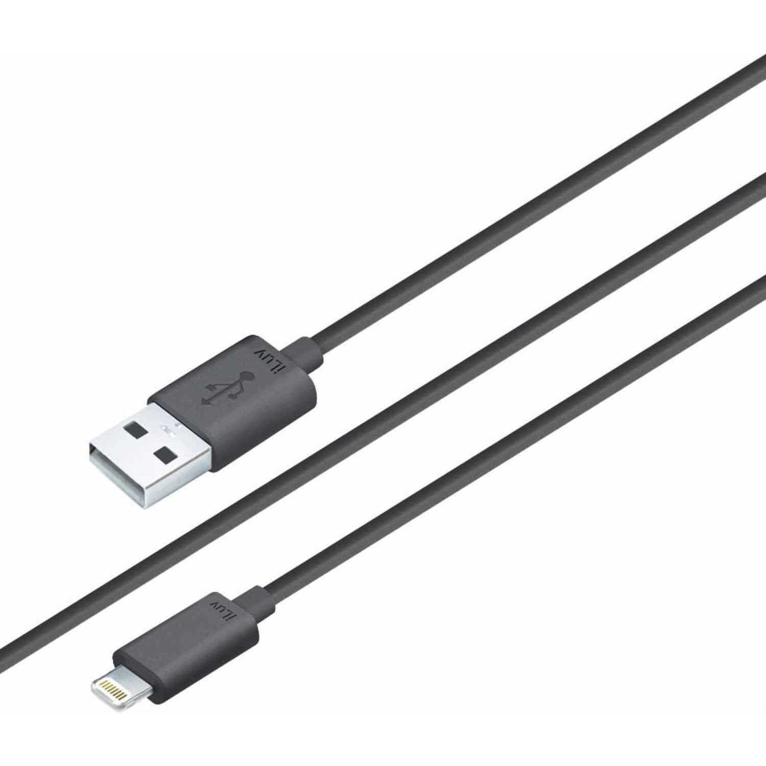 iLuv Icb264 Lightning Cable, 6'
