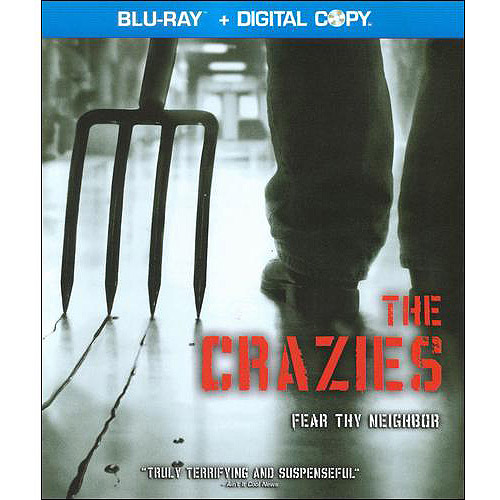 The Crazies (Blu-ray)