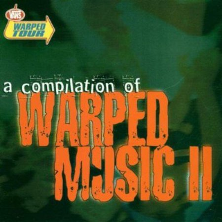 A COMPILATION OF WARPED MUSIC II is an Enhanced audio CD containing both a full audio program as well as multimedia computer files, including footage of motocross, bmx and skateboarding from the Vans Warped tour.Performers: Pennywise, Royal Crown Revue, MXPX, 7Seconds, Blink 182, Voodoo Glow Skulls, Less Than Jake, 22Jacks, H20, Sick Of It All, Unwritten Law, Molotov, Mustard Plug, Assorted Jellybeans, 98 Mute, Teen Idols, Good Riddance, Aquabats, Deviates.