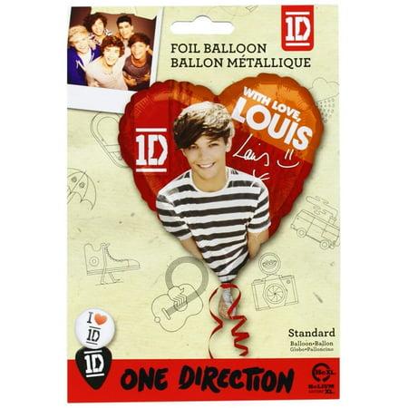 Celebrations 18h Hx: One Direction - Louis
