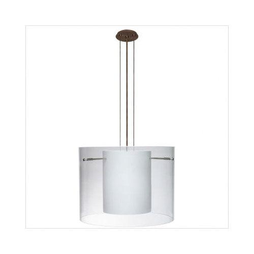 BESA Lighting  1KG-A00707  Pendants  Pahu  Indoor Lighting  ;Bronze