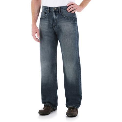 Wrangler Jeans Co. - Men's Loose Straight-Leg Jeans