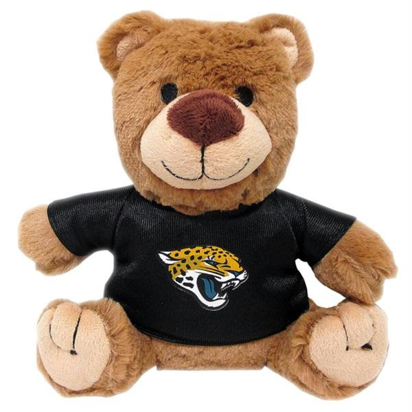 Jacksonville Jaguars Teddy Bear Dog Toy