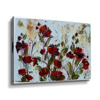 ArtWall Jolina Anthony Floral Wall Art