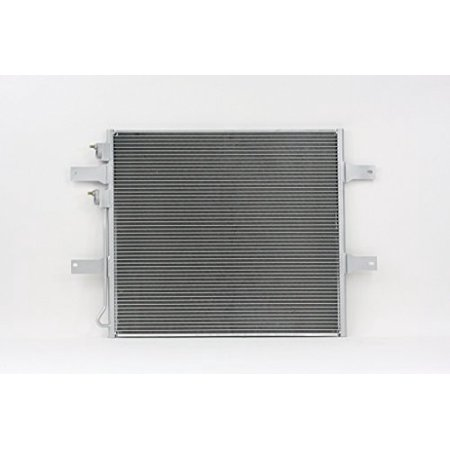 A-C Condenser - Pacific Best Inc For/Fit 3855 Dodge Pickup 6.7L