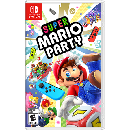 Super Mario Party Nintendo Switch 045496594305
