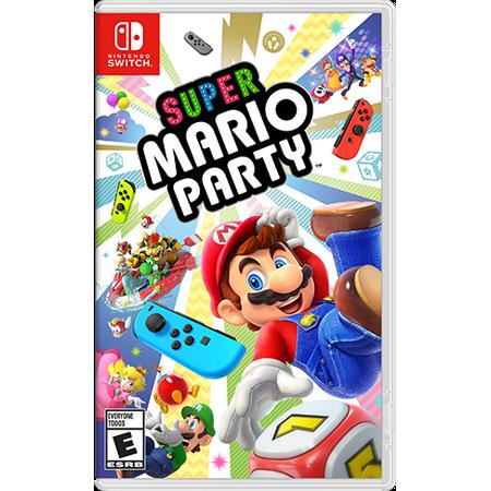 Super Mario Party, Nintendo, Nintendo Switch, 045496594305 (Party City Mario Bros)
