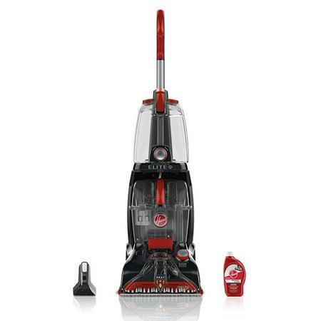 Hoover Power Scrub Elite Pet Carpet Cleaner FH50251, Red