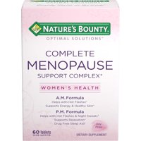 Nature's Bounty® Optimal Solutions Menopause Support, 60 Tablets