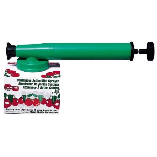 Chapin 5002 16-Ounce Continuous Action Liquid Pesticide and Fungicide Misting Sprayer by Chapin