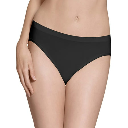 96ba671ef9 Fruit of the Loom - Women s Seamless Bikini Panties - 6 Pack - Walmart.com