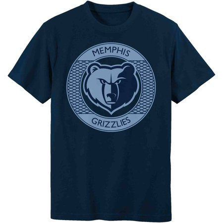 NBA Memphis Grizzlies Youth Team Short Sleeve Tee - Memphis Drum Shop