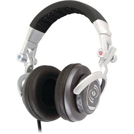 Pyle Pro PHPDJ1 Professional DJ Turbo Headphones with Cable