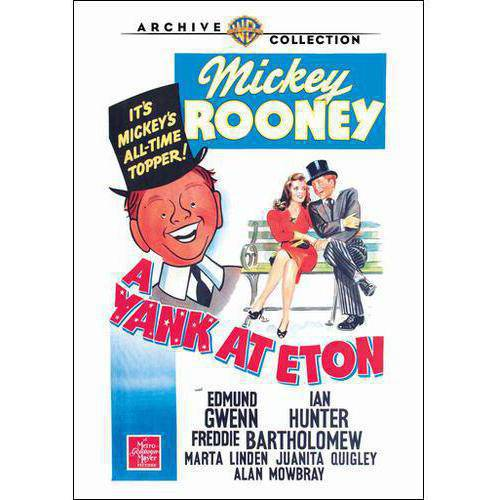 A Yank At Eton (1942) (Full Frame)