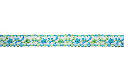 ArtVerse Katelyn Smith 20 x 20 Indoor//Outdoor UV Properties-Waterproof and Mildew Proof Fence Rose Pillow