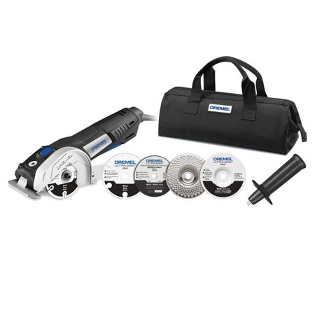 Factory-Reconditioned Dremel Us40-Dr-Rt 7.5 Amp 4-Inch Ultra-Saw Tool Kit (Refurbished)